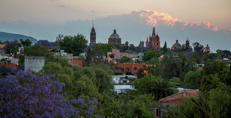 San Miguel Skyline